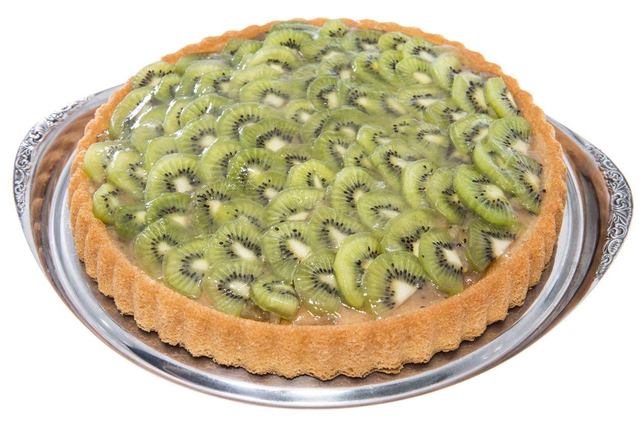Crostata al kiwi: la ricetta del dolce fresco e goloso alla frutta
