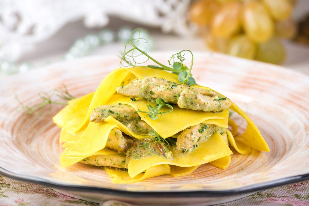 Maltagliati con vongole e lenticchie: la ricetta del piatto mari e monti