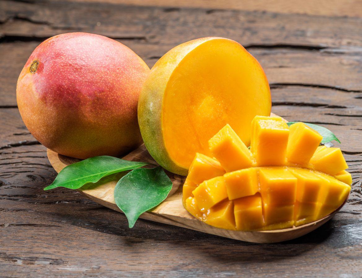 Come pulire e tagliare il mango