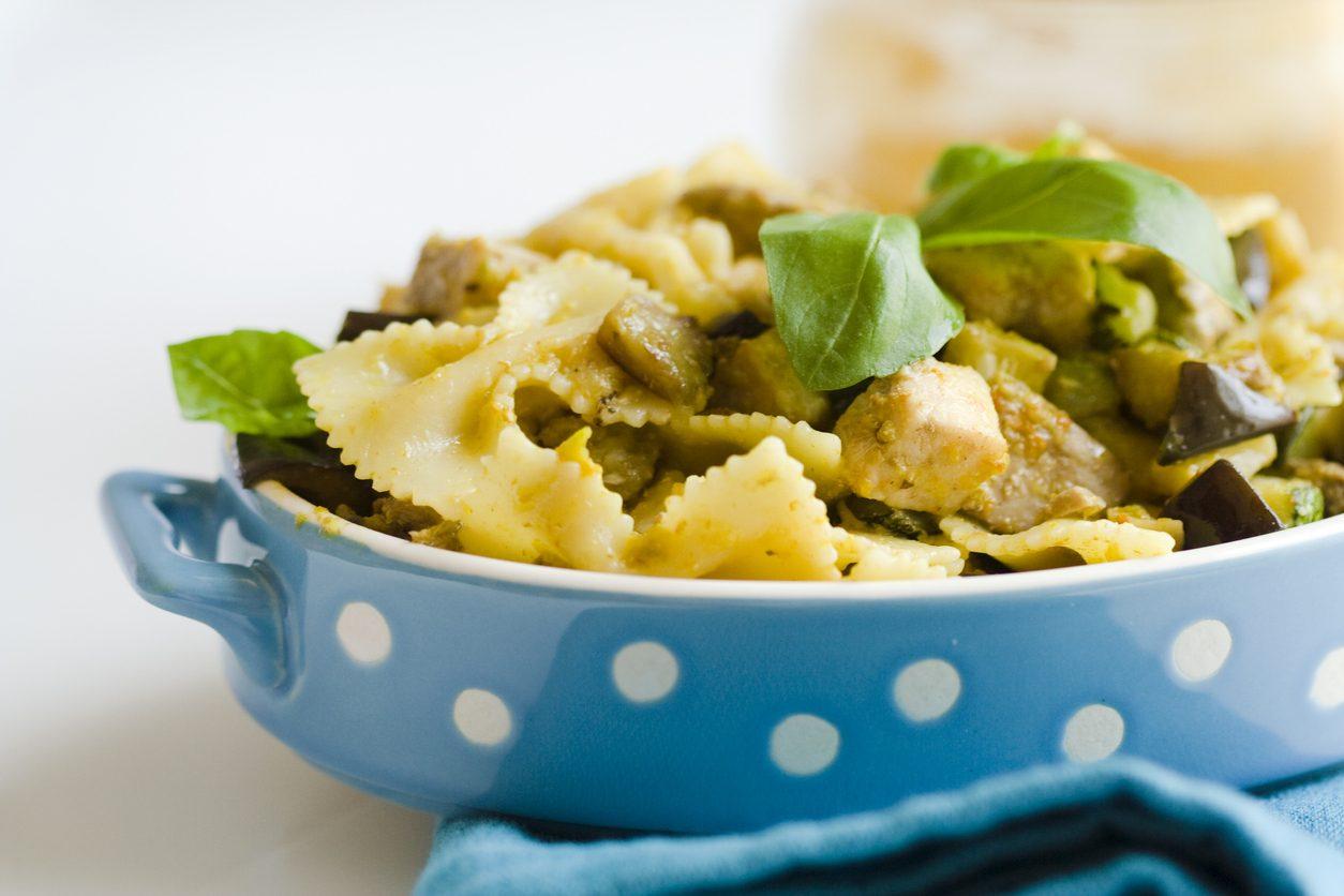 Pasta pesce spada e melanzane: la ricetta dal sapore gourmet