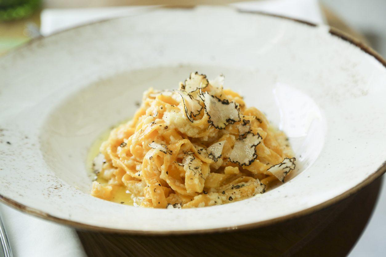 Tagliolini al tartufo: la ricetta del piatto che unisce semplicità e gusto