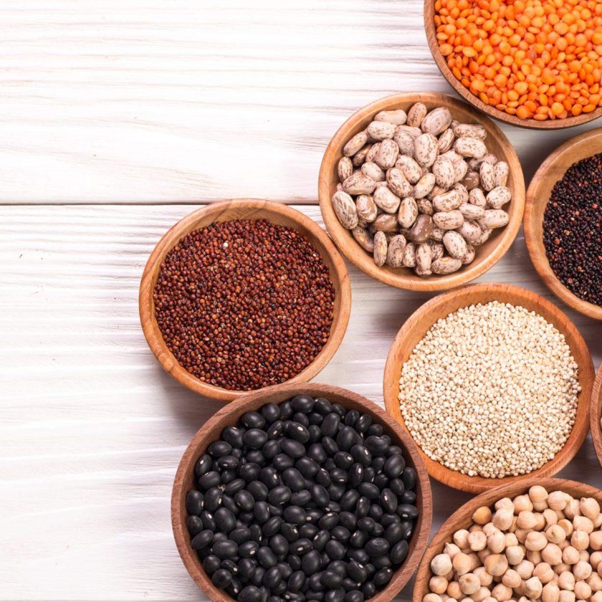 alimenti ricchi di proteine e vitamine