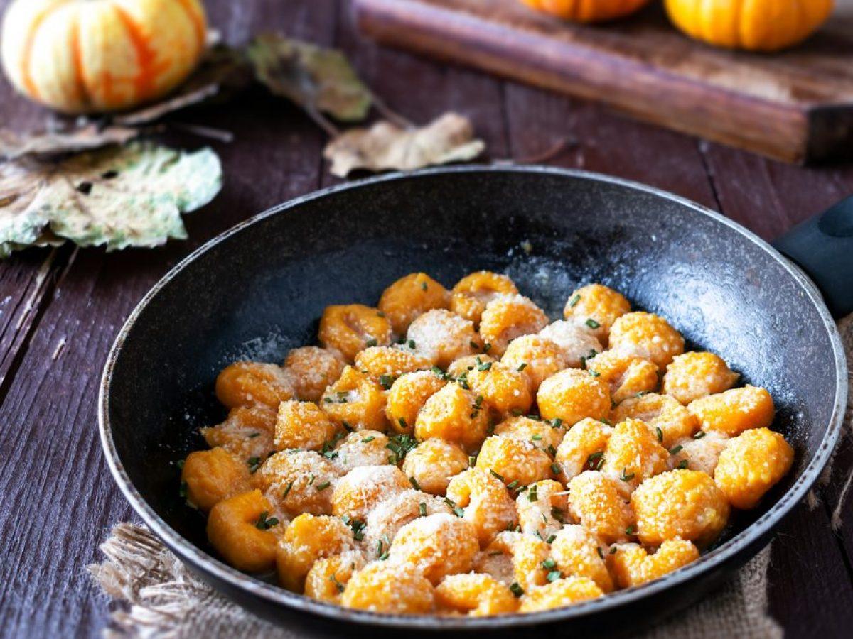 Ricette Di Gnocchi Con La Zucca.Gnocchi Di Zucca La Ricetta Base E I Condimenti