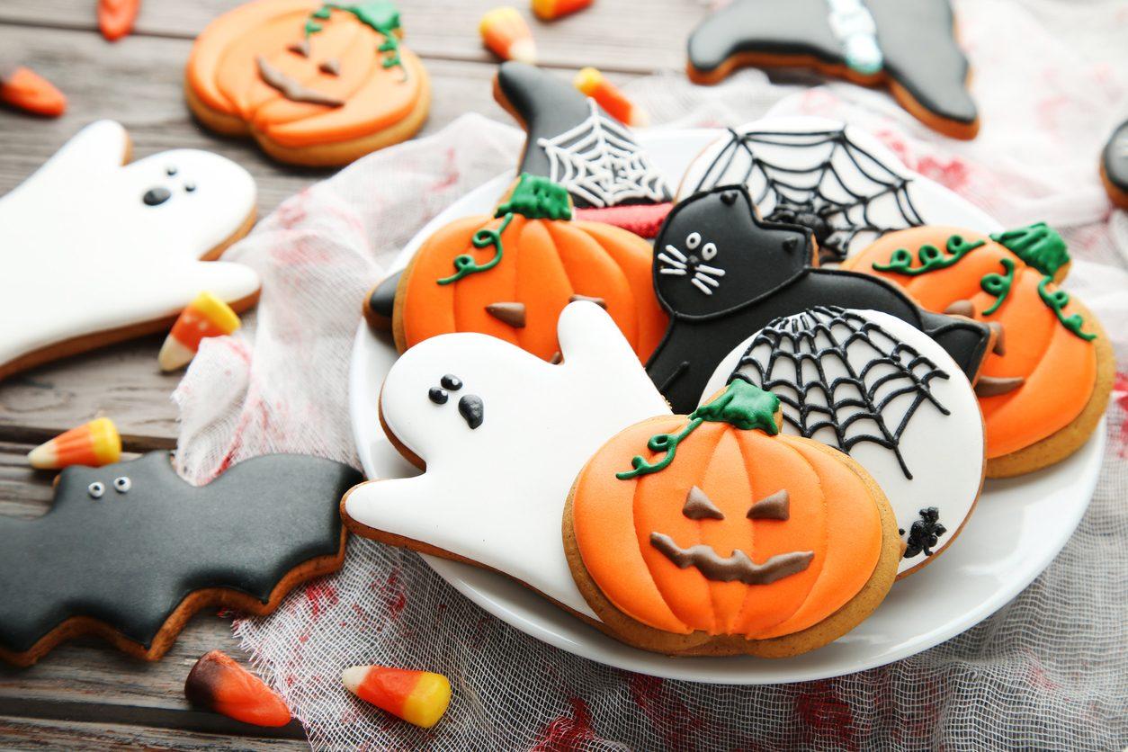 Biscotti di Halloween: 10 ricette semplici a prova di scherzetto