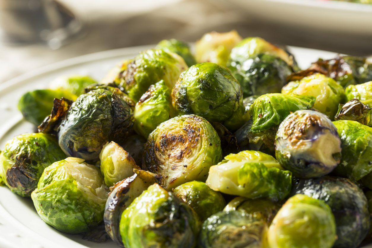 Cavolini di Bruxelles al forno: la ricetta del contorno semplice e gustoso