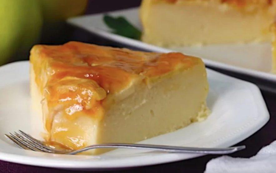 Ricetta per fare una torta di mele cremosa