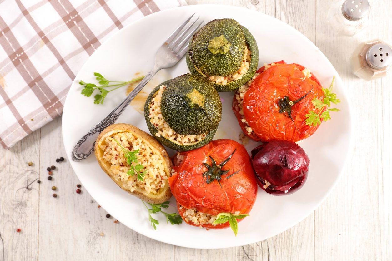 Verdure ripiene: 10 ricette per farle sfiziose