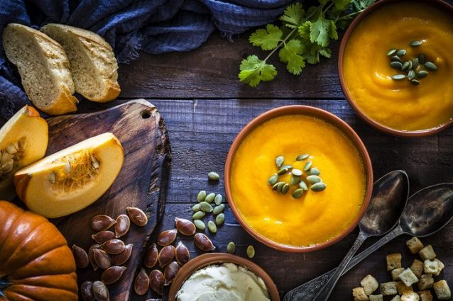 Zuppe: 15 ricette per combattere il freddo