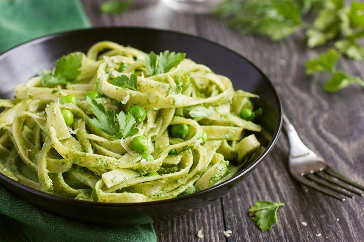 allenare il cervello a tavola: gli spinaci