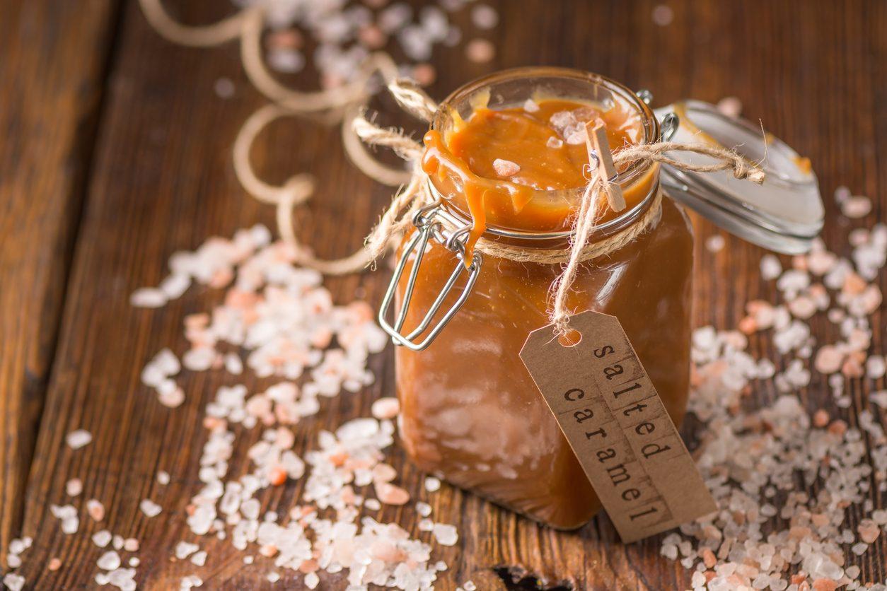 Caramello salato: la ricetta per farlo in casa in poche mosse