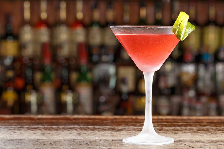 cocktail famosi, il cosmopolitan