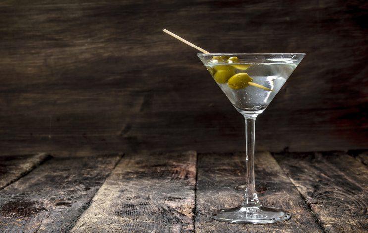 I cocktail più famosi al mondo: il Martini cocktail o Dry Martini