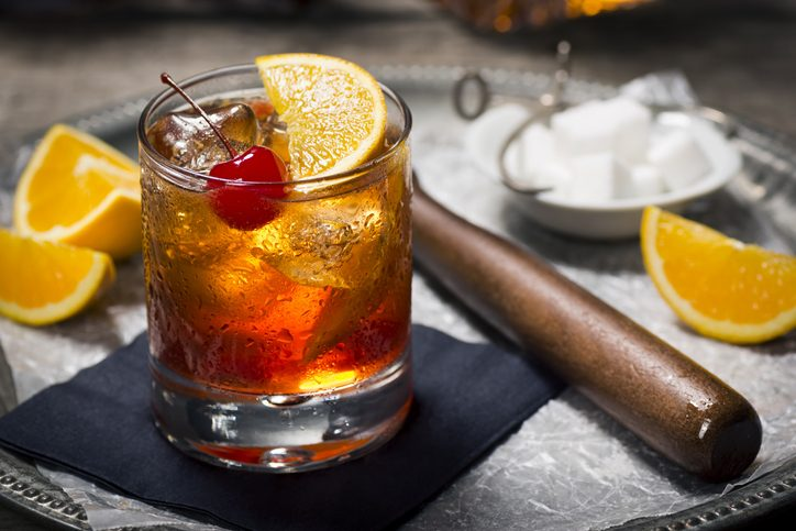 cocktail famosi, l'old fashioned