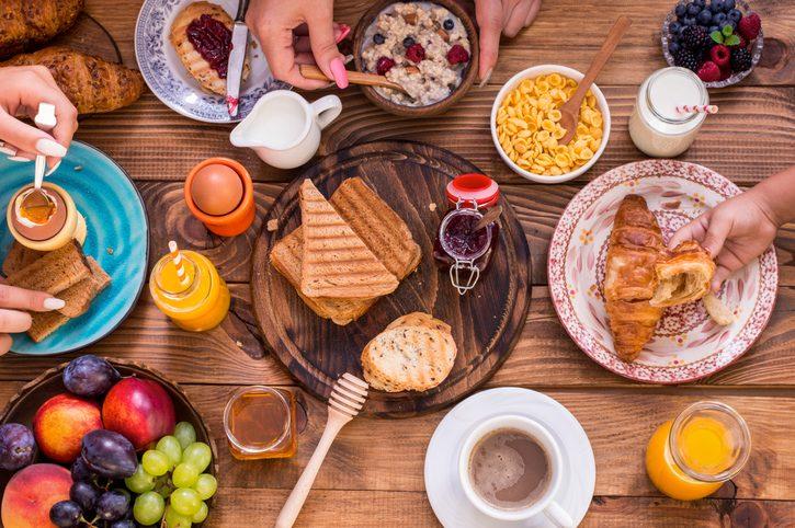 La colazione equilibrata: 5 idee per un risveglio da leoni