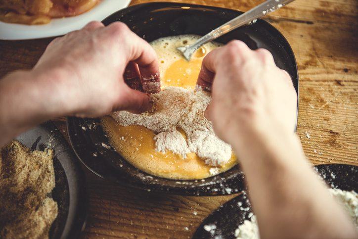 frittura perfetta: come preparare il cibo