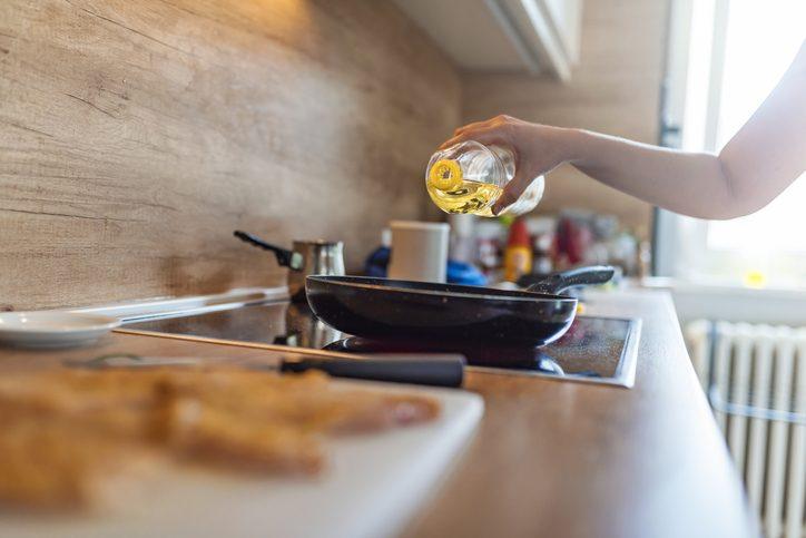 quale olio usare per friggere