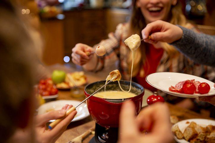 Ricette di Natale nel mondo: la fonduta francese