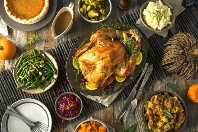 Giorno del Ringraziamento: i piatti più celebri