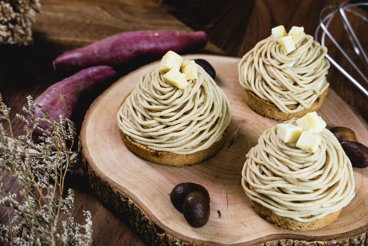 Montblanc Cupcake: la ricetta dei dolcetti semplici ed eleganti