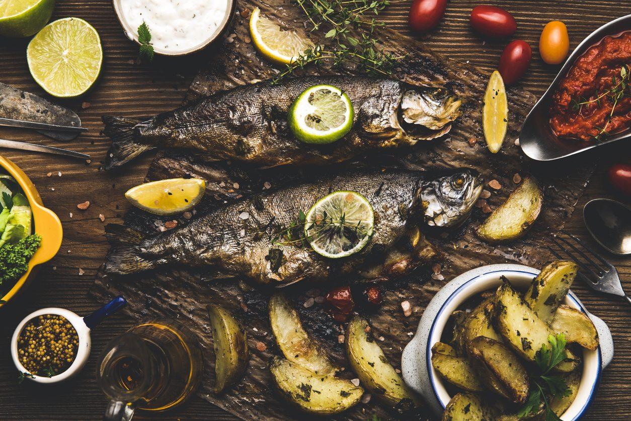 Cena di pesce: le ricette per un menù economico