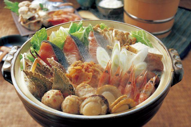 chanko nabe, la zuppa dei lottatori di sumo giapponesi