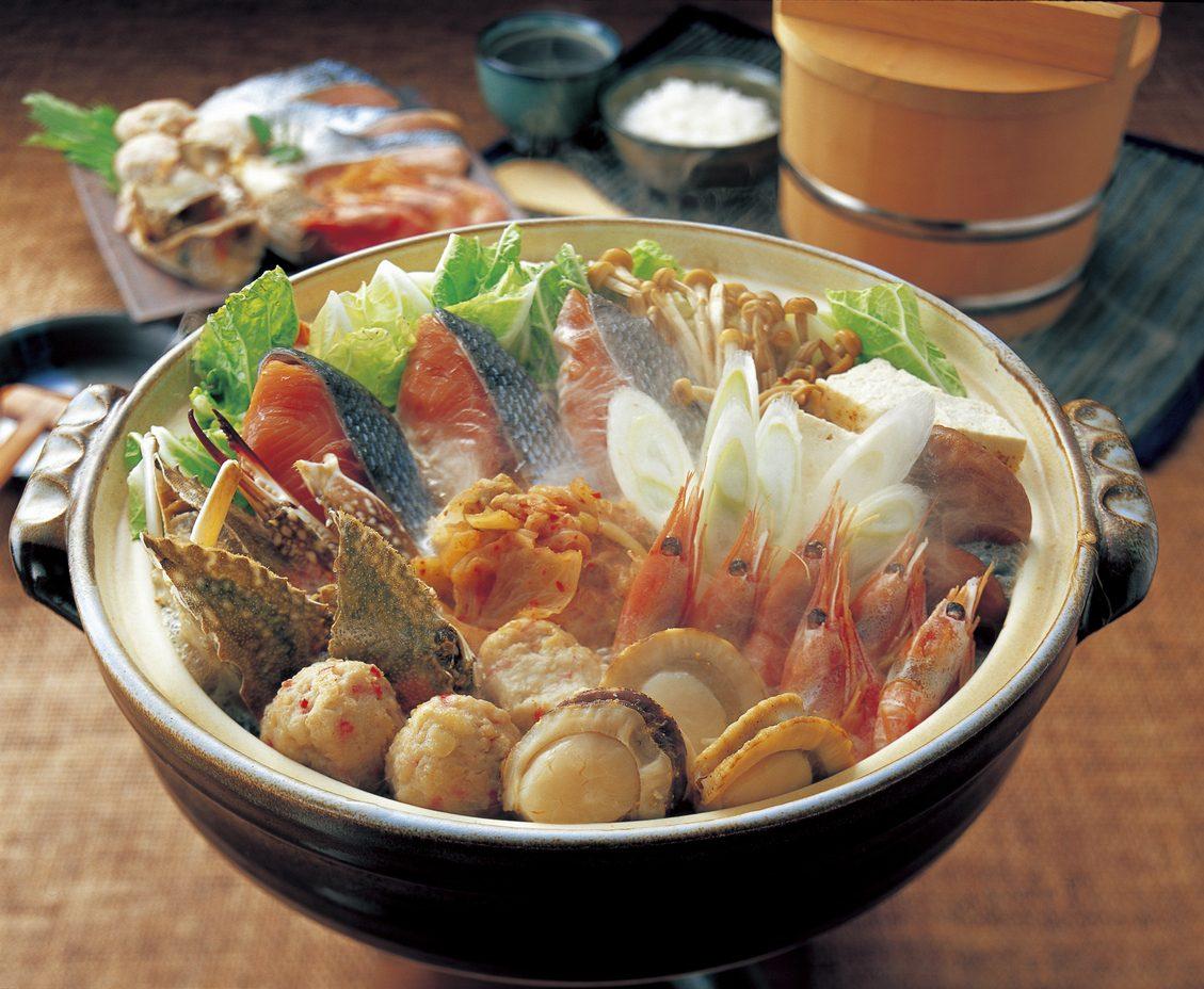 Alla scoperta della chanko nabe, la zuppa dei lottatori di sumo