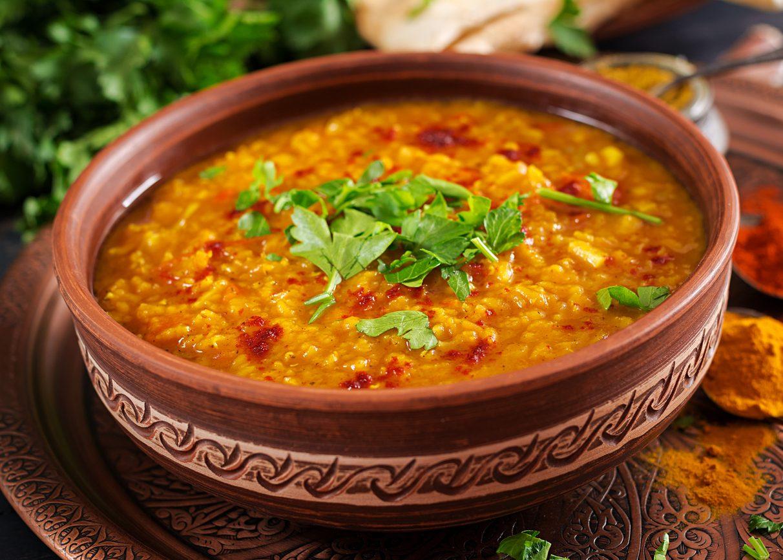 Dahl di lenticchie: la ricetta del curry indiano di lenticchie