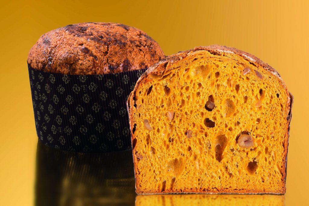 Migliori panettoni artigianali 2019: il panettone castagne e vaniglia del pasticciere Luigi Biasetto