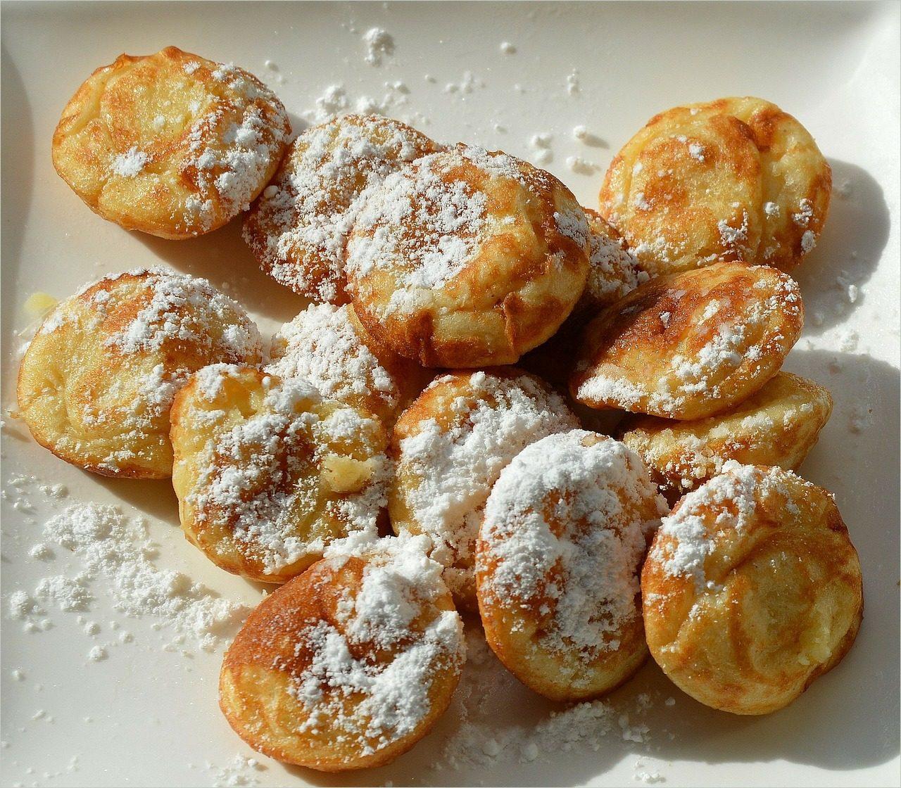 Poffertjes: la ricetta delle frittelle dolci olandesi soffici come una nuvola