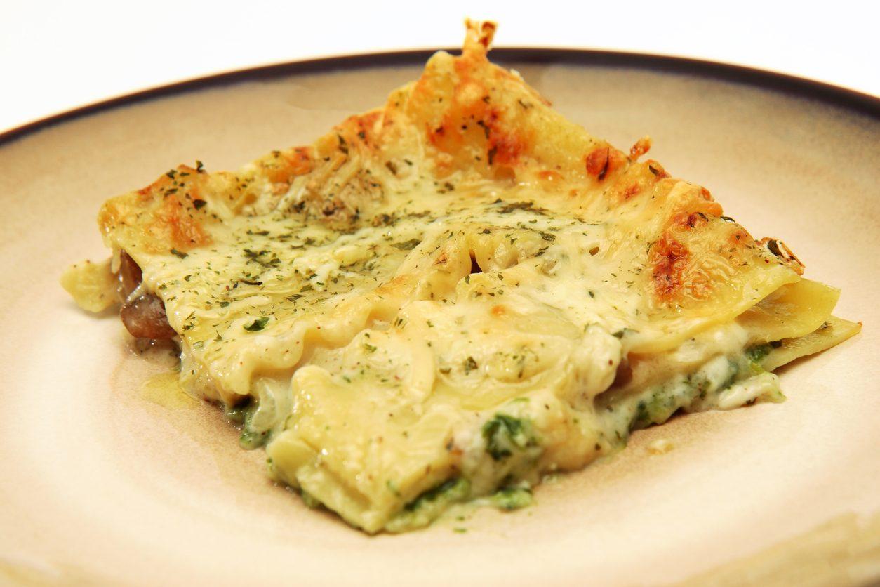 Primi piatti facili e veloci per Natale: lasagne alle zucchine