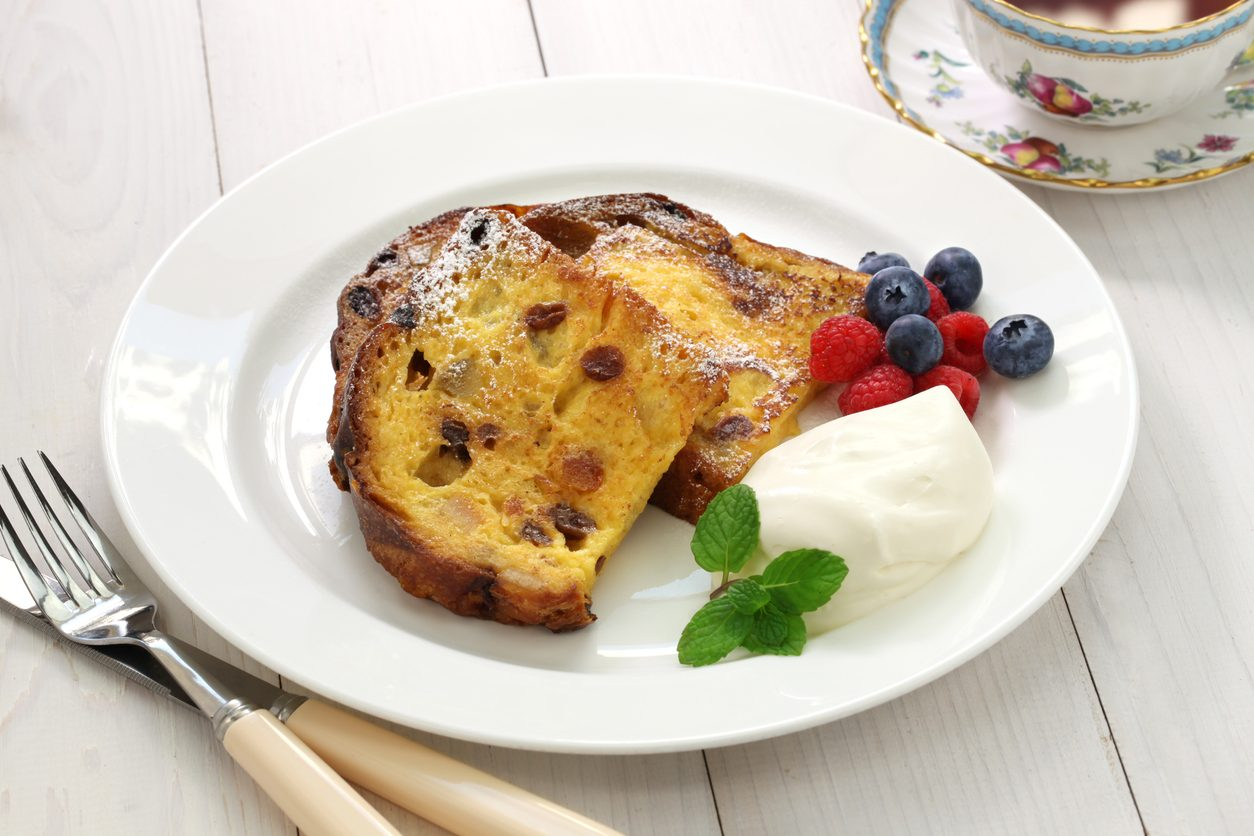French toast di panettone: la ricetta da riciclo golosa e originale