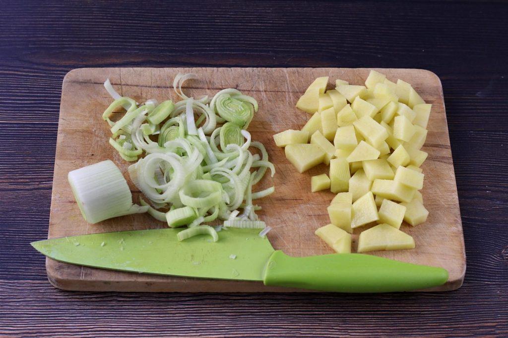 Porri e patate