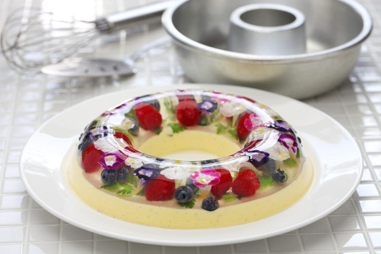 Gelatina per dolci e crostate da fare a casa