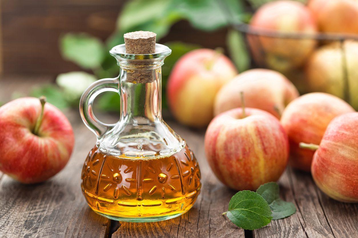 Aceto di mele, 15 usi che non ti aspetti