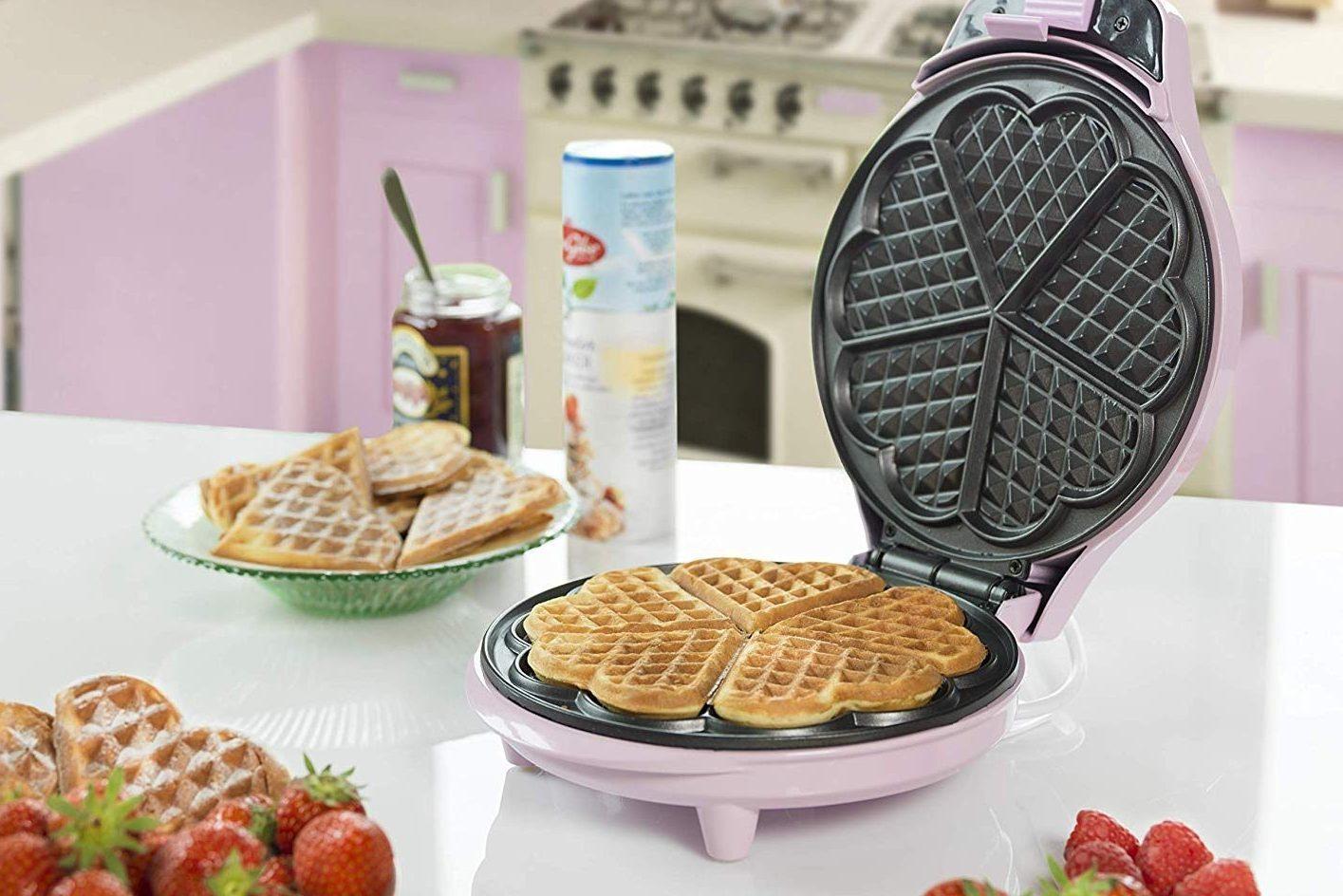 Migliori piastre per waffle: classifica, opinioni e prezzi