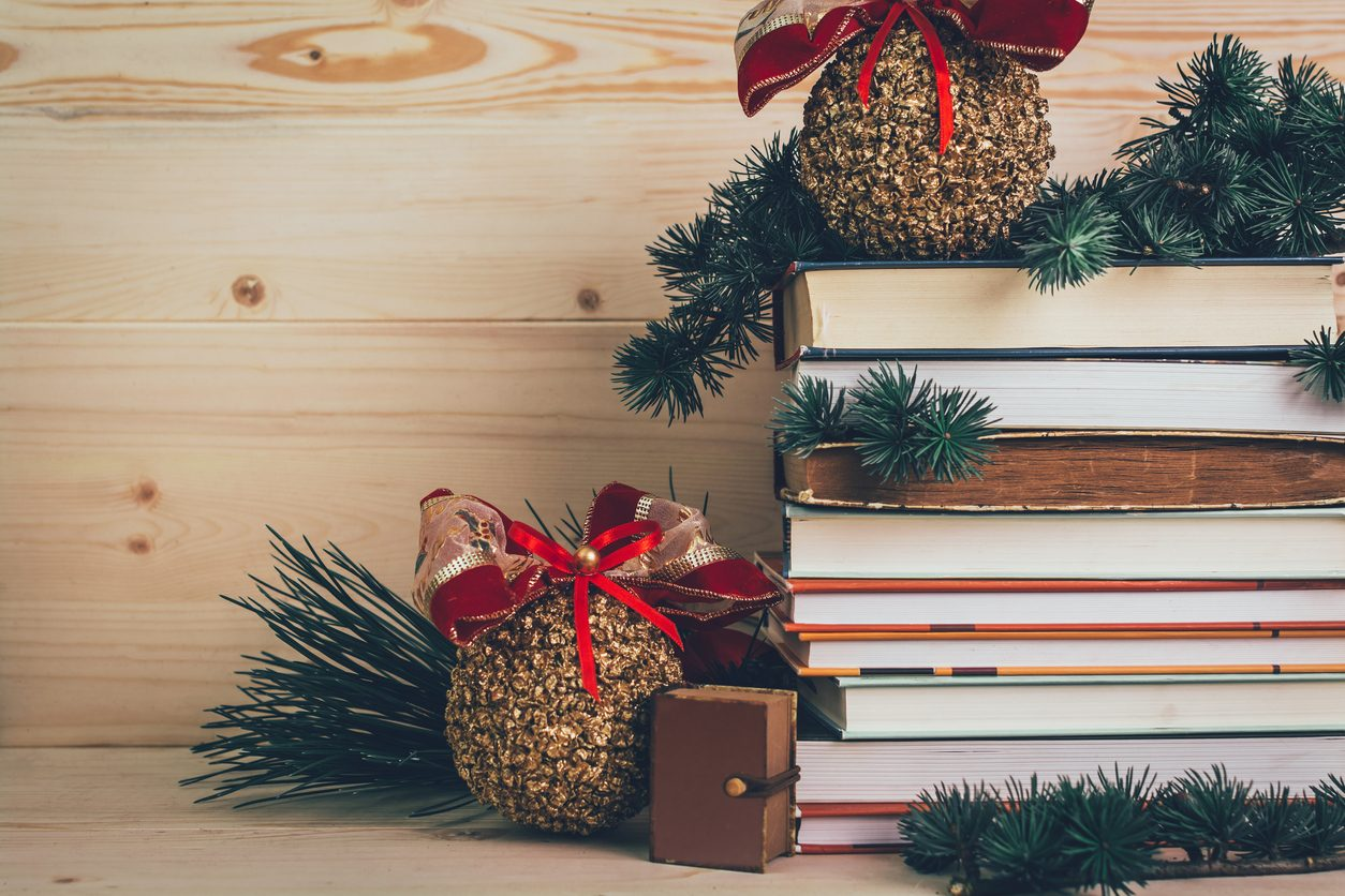 Regali gastronomici: I migliori libri sul cibo da regalare a Natale