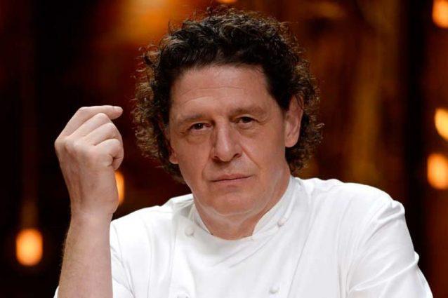 Lo chef Marco Pierre White. Foto da www.marcopierrewhite.co