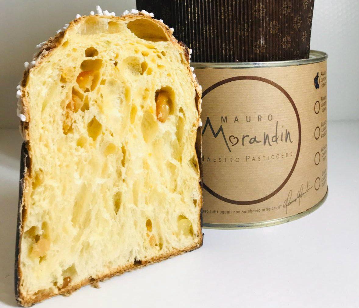 Migliori panettoni artigianali: i panettoni di Mauro Morandin