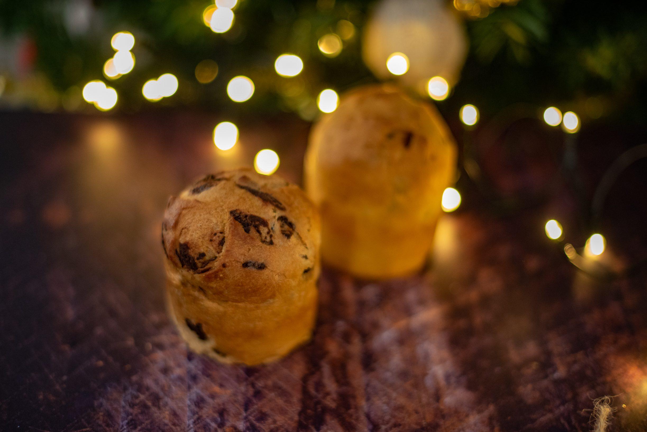 Panettoncini da fare a casa: la ricetta del classico dolce natalizio in versione mini