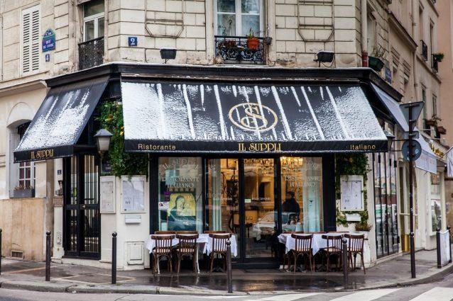 Parigi è la migliore città per mangiare italiano all'estero secondo il new york times
