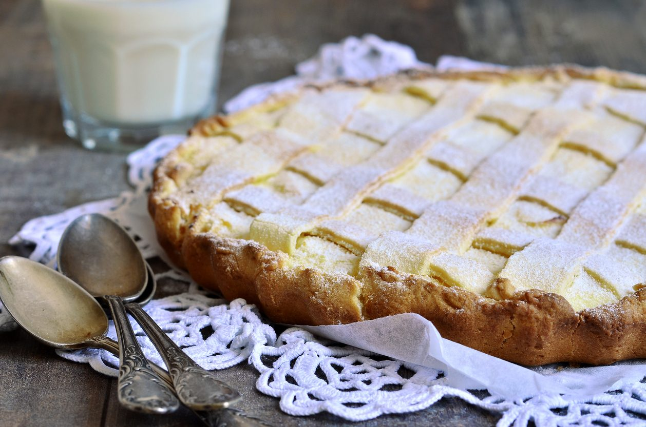 Crostata con frolla di patate: la ricetta del dolce morbido e profumato