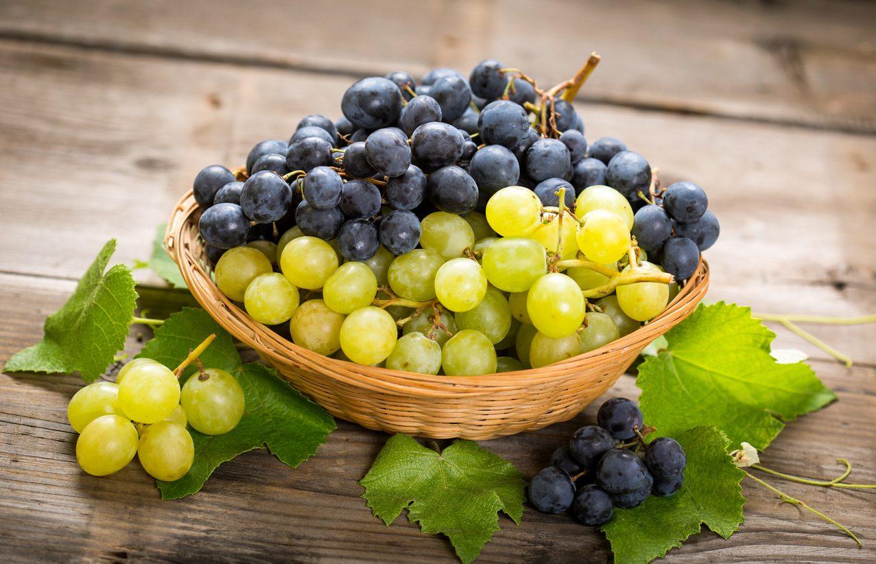 Uva: proprietà, benefici e come sceglierla