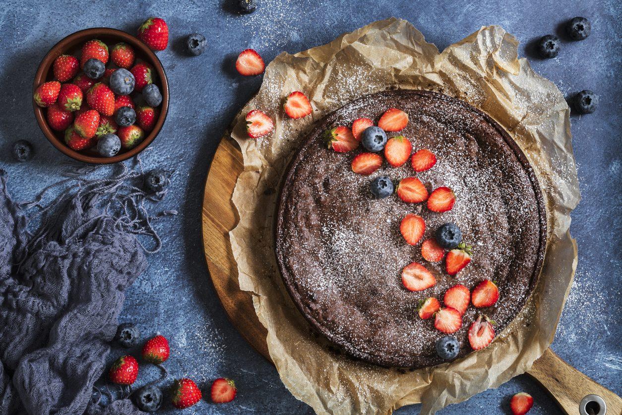Kladdkaka: la ricetta della torta al cioccolato svedese morbida e golosa