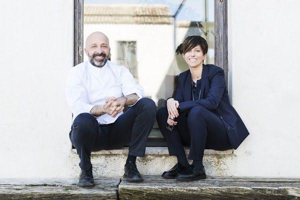 Niko e Cristiana Romito. Foto di Brambilla&Serrani