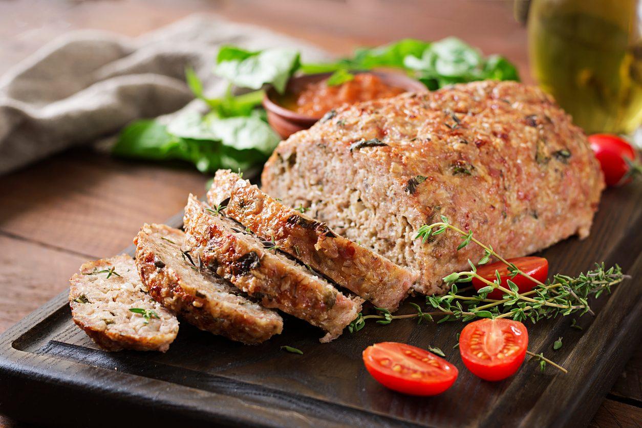 Polpettone di tacchino: la ricetta del secondo piatto semplice e saporito