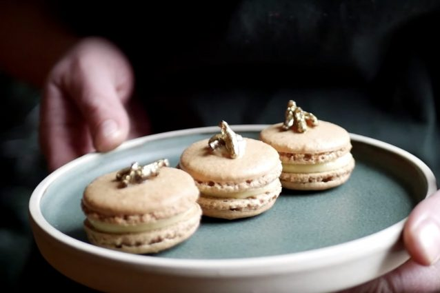 Cricket Macarons, la ricetta con i grillo di Chef Studio