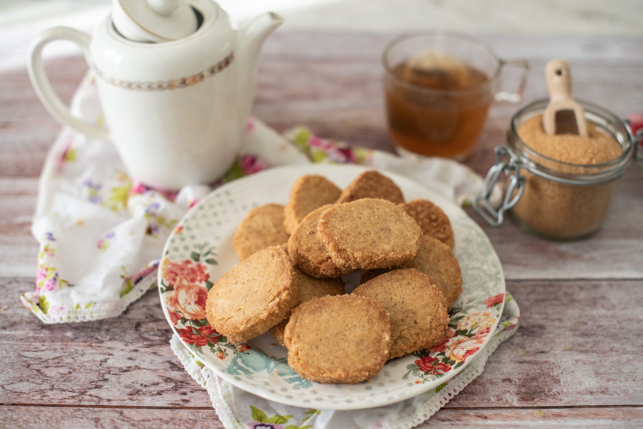 Biscotti al caramello: la ricetta dei dolcetti golosi perfetti per il tè