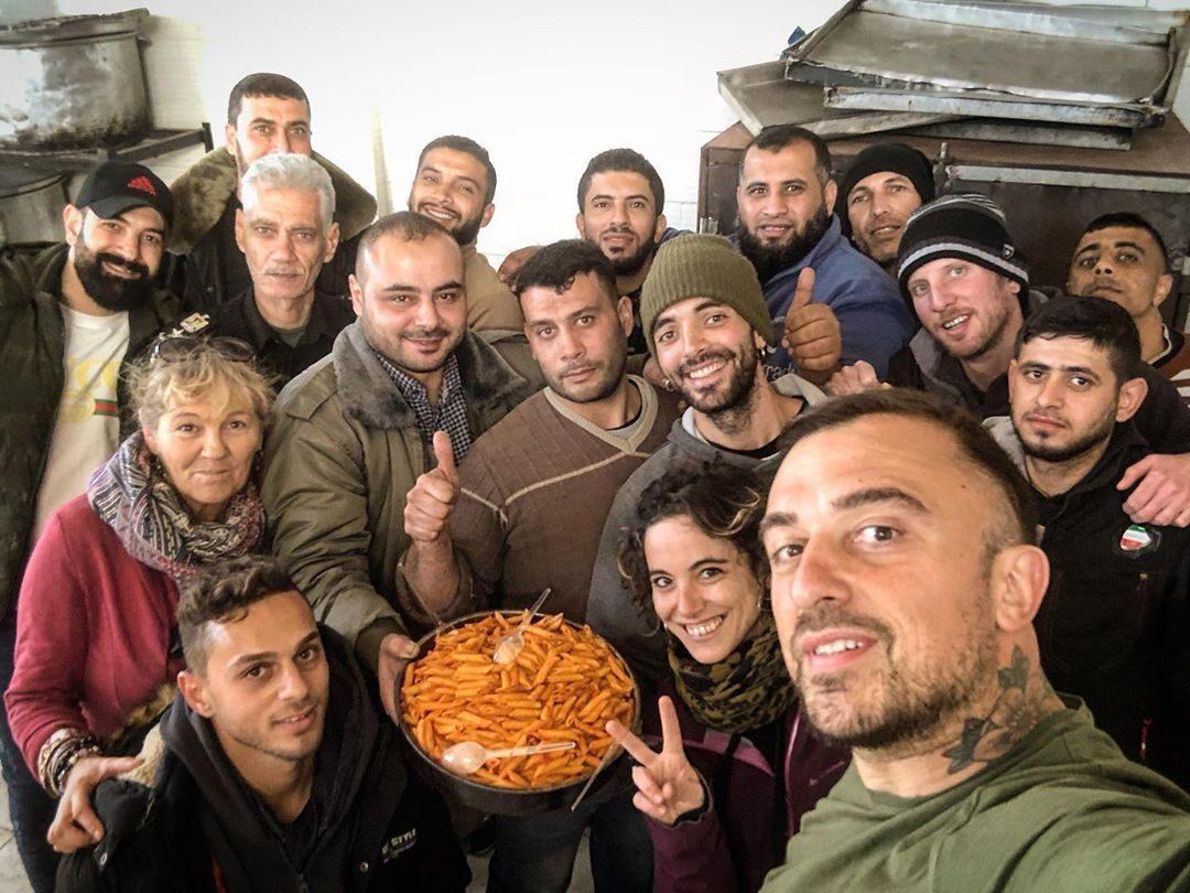 Chef Rubio: scuola di cucina e cena di beneficenza in un carcere nella Striscia di Gaza