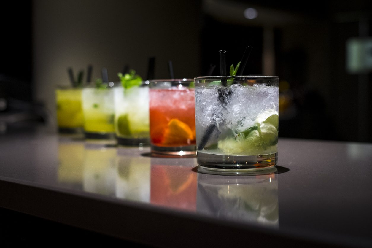 5 cocktail con la vodka da fare a casa