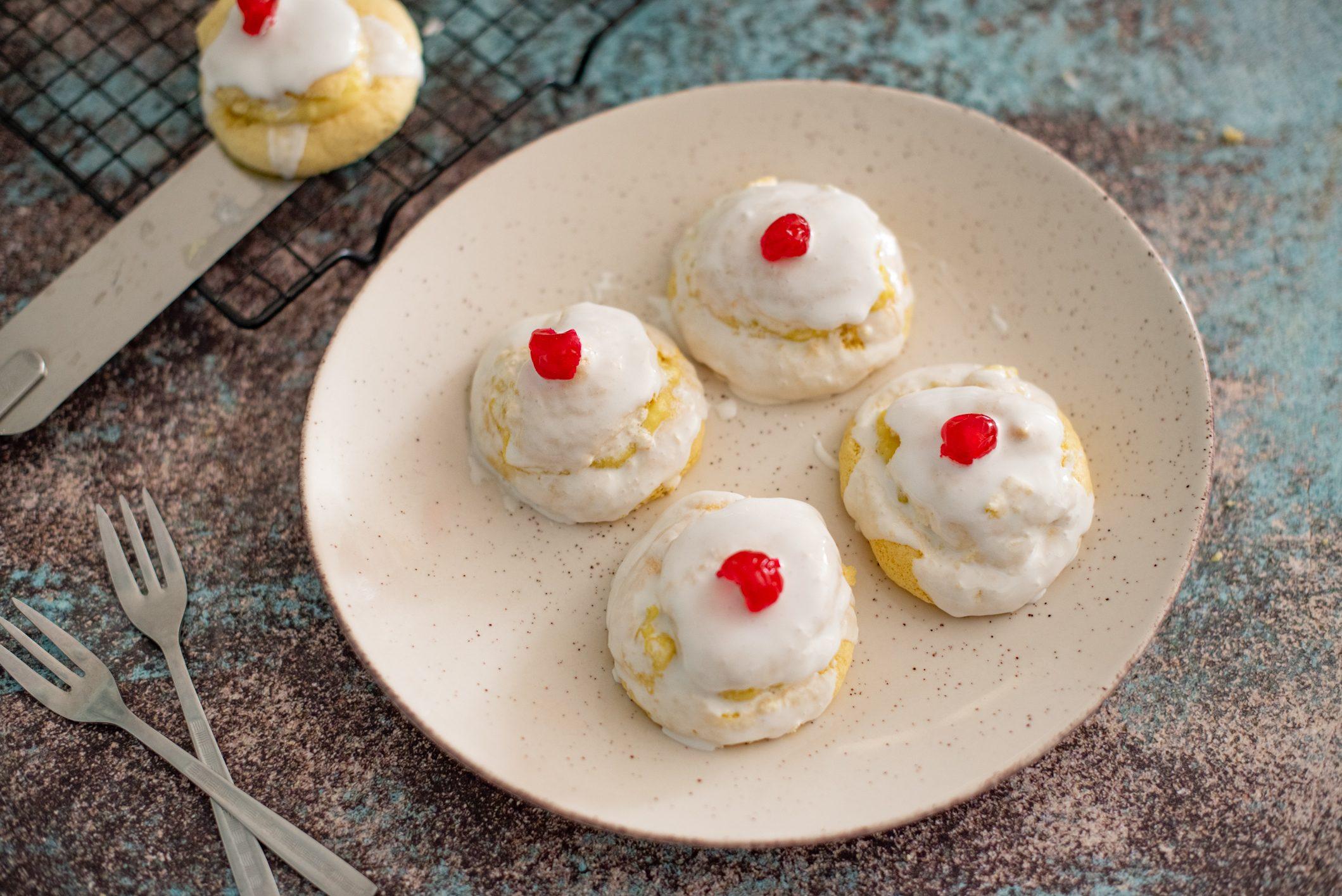 Dolci sospiri: la ricetta dei dolcetti alla crema diffusi in tutto il Sud Italia
